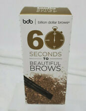 Billion Dollar Brows 60 Seconds to Beautiful Taupe Brow Powder Brush