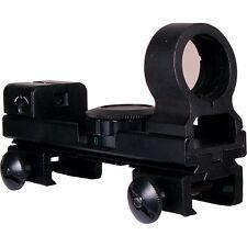 NcStar Airsoft Air Gun Red & Green DOT SIGHT 11mm & RIS Weaver Picatinny Rail