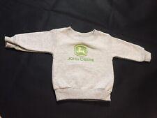 john deere baby clothes. John Deere Sweatshirt. 6 Months.