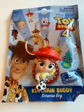 Toy Story 4 JESSIE Keychain Buddy Surprise Bag From Thinkway Toys