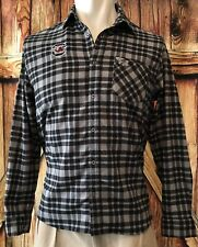 New ListingSouth Carolina Gamecocks Men's Large Shirt Button Front Gray Plaid Under Armour
