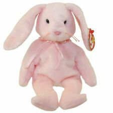 Ty 4117 Beanie Babies Hoppity Rabbit - Pink