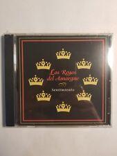 """Los Reyes Del Amargue - Sentimiento - Music Cd Album """" New """""""