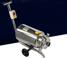 3th Food Grade Centrifugal Pump Sanitary Beverage Pump 304 Stainless Steel