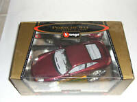 BBURAGO PORSCHE 911 CARRERA 4 1/18 MIB GOLD COLLECTION