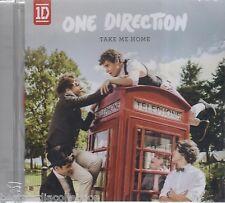 One Direction CD NEW Take Me Home ALBUM Brand New ORIGINAL USA Seller !