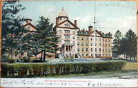 1907 Postcard: Pennsylvania Military College - Chester, Pennsylvania PA