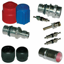 NEW AC SYSTEM CAP AND VALVE KIT- 612902, 26776, 801798, TEM801798, MT2902