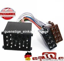 BMW Auto Radio Adapter Kabel X5 > E53 / 3er > E30 | E36 | E46 / 5er > E34 | E39