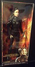 Katniss MockingJay Part 2 Hunger Games Barbie Doll Black Label NRFB CJF33 Movie