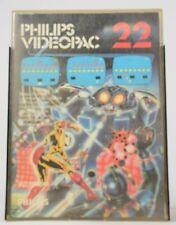 Philips Videopac Game / jeu - N° 22 - Space Monster - Complete with Box