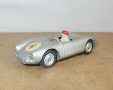 REPLIQUE BOITE PORSCHE 550  SPYDER 1960 SOLIDO