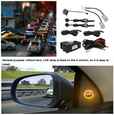 Universal Car Mirror Blind Spot Monitoring System Ultrasonic Sensor Assistant