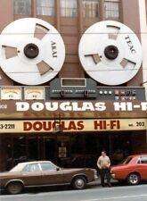 DOUGLAS HI-FI XL 90 NORMAL POSITION TYPE I BLANK AUDIO CASSETTE - AUS