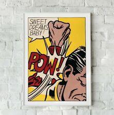 Roy Lichtenstein Print, Pop Art Print, Poster, Wall Art, Home Decor
