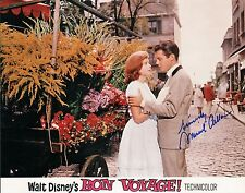 "OFFICIAL WEBSITE Michael Callan ""Bon Voyage!"" (1962) 8x10 AUTOGRAPHED"