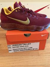 new product 00ca4 1c753 Nike Hyperdunk 2017 Low Cleveland Cavaliers PE Player Exclusive DS Size  13.5 Max