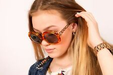 Rare 70s vintage faux tortoiseshell polarised sunglasses BARTEX Made in Italy