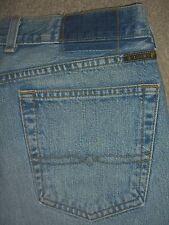 LUCKY BRAND Boot Zipper Fly 100% Cotton Denim Jeans Womens Size 14 / 32 x 30.5