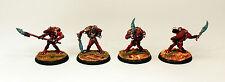 Alternative Armies 28mm Pro-Painted Fantasy Dracci Dragonmen Warriors - List 2