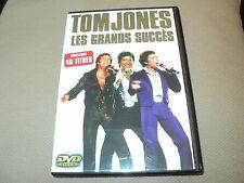 """DVD """"TOM JONES - LES GRANDS SUCCES"""" 40 titres"""