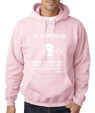 allwitty 1097 - Hoodie My TV Boyfriend Dean Supernatural