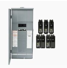 New Listingsquare D 200 Amp 30 Space 60 Circuit Outdoor Main Breaker Panel Box Load Center