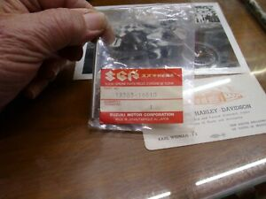 NOS Suzuki 1976-1980 RM250 RM370 RM400 Jet Needle 13383-16510, LAST ONE, O/PKG!#