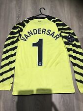 Manchester United Goal Keepers Kit Football Shirts English Clubs For Sale Ebay