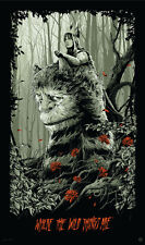 WHERE THE WILD THINGS ARE KEN TAYLOR POSTER PRINT MONDO