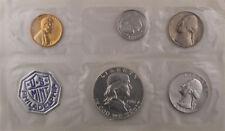 1961 U.S. Mint Proof Coin Set