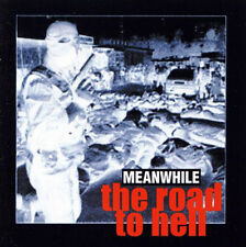 MEANWHILE The road to hell CD (1996 We Bite) Neu!