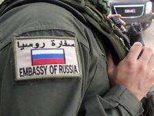Ultra-Secretive Spetsnaz in Syria SVR Zaslon шеврончиков SSI: EMBASSY of RUSSIA