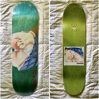 Hook Ups Subway Pervert Skateboard JK Industries Jeremy Klein