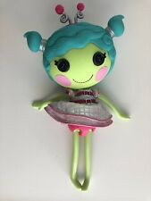 lalaloopsy Haley Gaxaxy Doll Full Size Pre Owned Inc Dress - Green