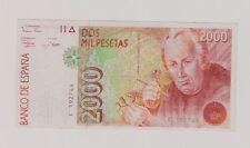 Spagna Spain 2.000 2000 pesetas   1992 FDS UNC Pick 164 lotto 90