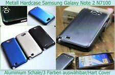 Funda rígida para Samsung Galaxy Note ⅱ 2 n7100, móvil, bumper, protección cáscara funda protectora diapositiva