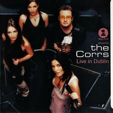 The Corrs - Live In Dublin - CD album 2002