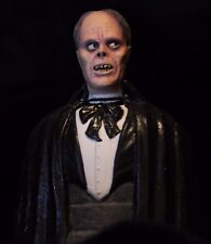 Hand painted custom made Phantom of the Opera Bust