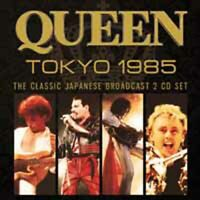 TOKYO 1985 (2CD)  by QUEEN  Compact Disc Double  HB2CD046 rare live show