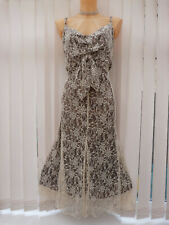 BNWT  TWIGGY  FIT & FLARE LACE DRESS SZ 26 UK