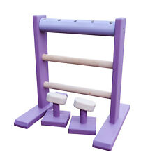 Set - Gymnastics Stretch Ladder and  a pair of  pedestals blocks