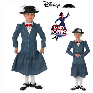 Mary Poppins Brand New Costume Dress Up Age 7-8