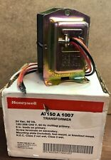 New Listingnew Honeywell At150a1007 Transformer Universal Mount Foot Plate Or Knockout