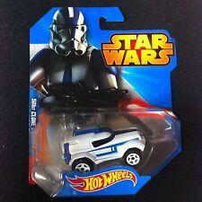 Hot Wheels Star Wars 501st Clone Trooper 2014 - New MIP