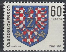CSSR n. 2252 ** città stemma di Znojmo/Znaim
