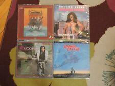 Lot of 4 Laserdiscs! Silverado; Private Parts; Quicksilver; Radio Flyer
