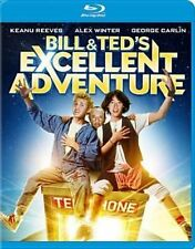 Bill & Ted's Adventure 0883904284925 With Keanu Reeves Blu-ray