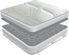 Orthopaedic 4FT6 Mattress Medium Firm Bed Bug Resistant UK Double Size Matress