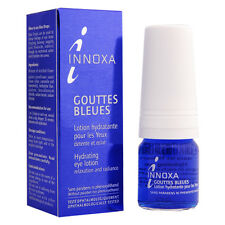 INNOXA FRENCH GOUTTES BLEUES BLUE EYE DROPS 10 ml BOTTLE NEW IN BOX